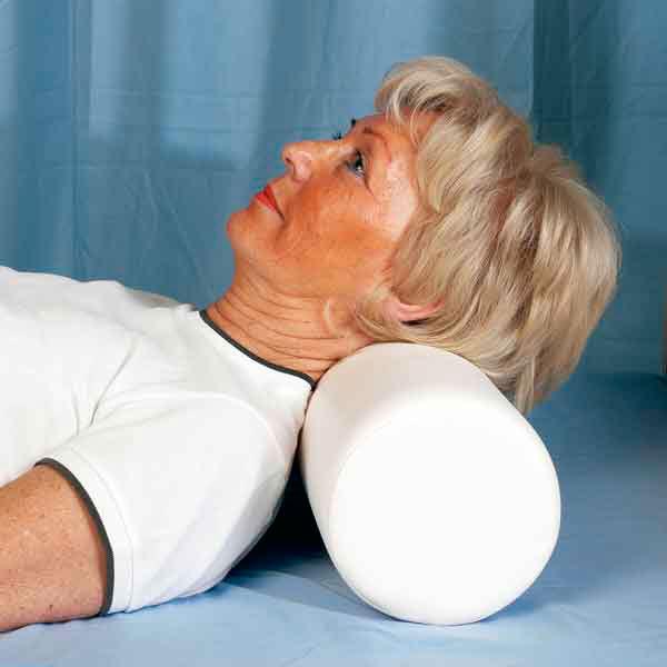 Nacken- und Knierollen