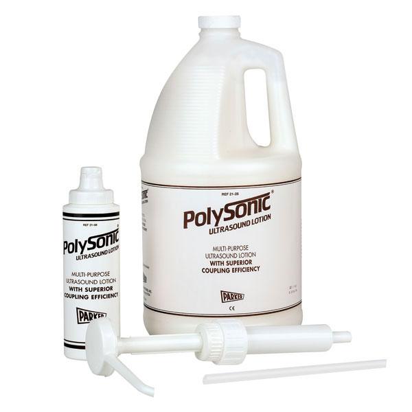 Polysonic Ultraschall-Lotion, Parker