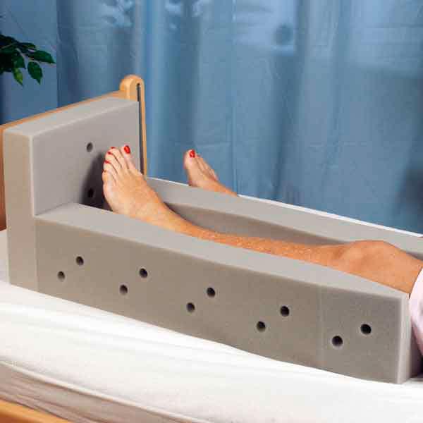 Beinlagerungsschiene