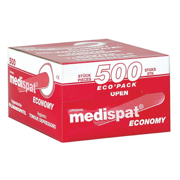 Medispat Holzmundspatel > Ecopack