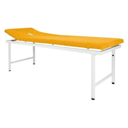 Massageliegenbezug mit Nasenschlitzöffnung (Loch), 200x65 cm,  1 Stück, Massagen-Liegebezug