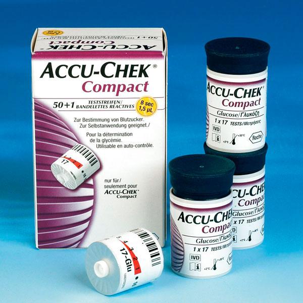 Accu-Chek Compact Glucose