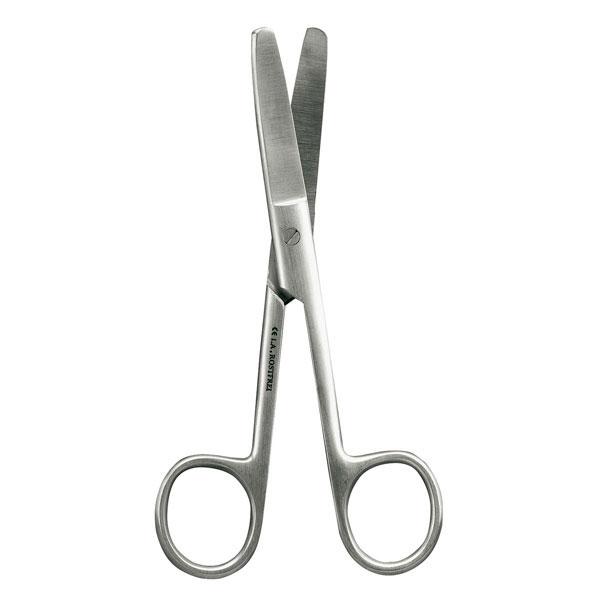 Chirurgische Schere > Gebogen, stumpf - stumpf