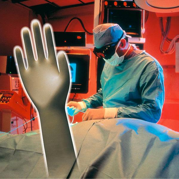 Radiaxon Strahlenschutz-Handschuhe, 1 Paar