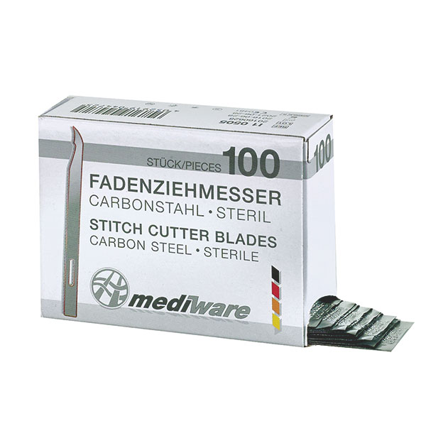 Mediware Fadenziehmesser > Kurz
