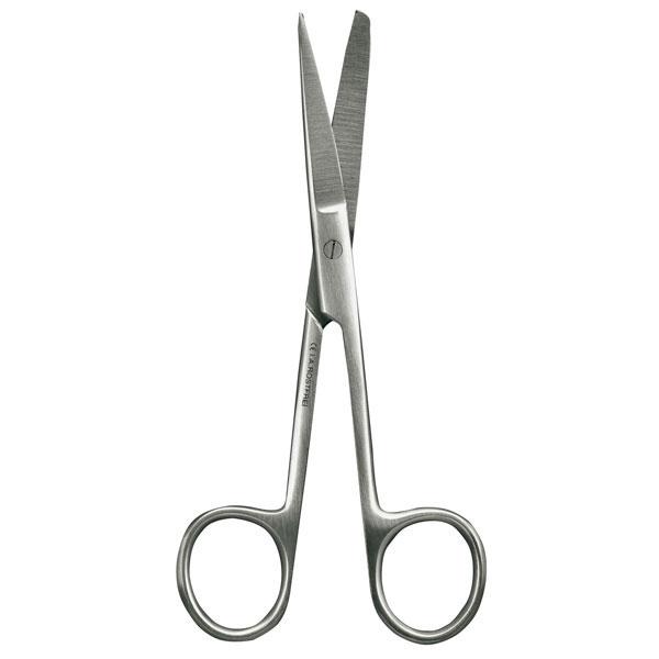 Chirurgische Schere > Gerade, spitz - stumpf