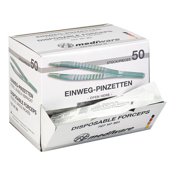 Mediware Einmalpinzetten - steril
