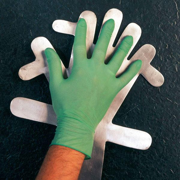 Aluminiumhand