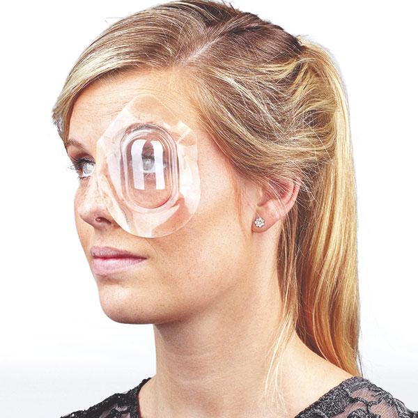 Mediware Augenklappe / Uhrglasverband