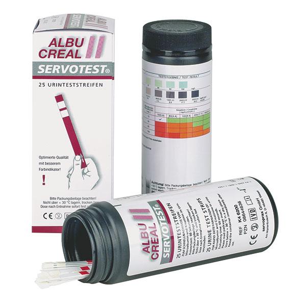 Servotest Albucreal II