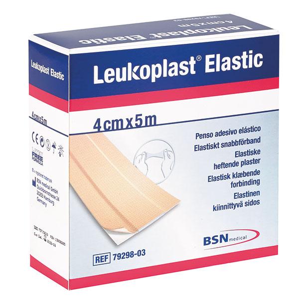 Leukoplast Elastic Wundschnellverband BSN