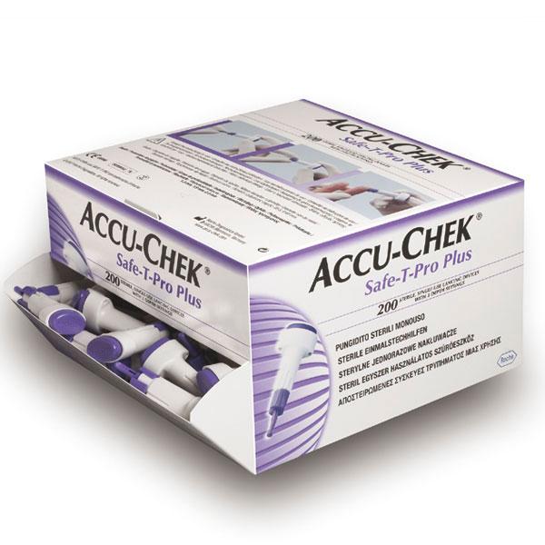 Accu-Chek Safe-T-Pro