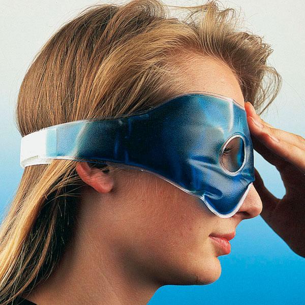 Migränebrille, Kälte- oder Wärmebrille, Augenmaske