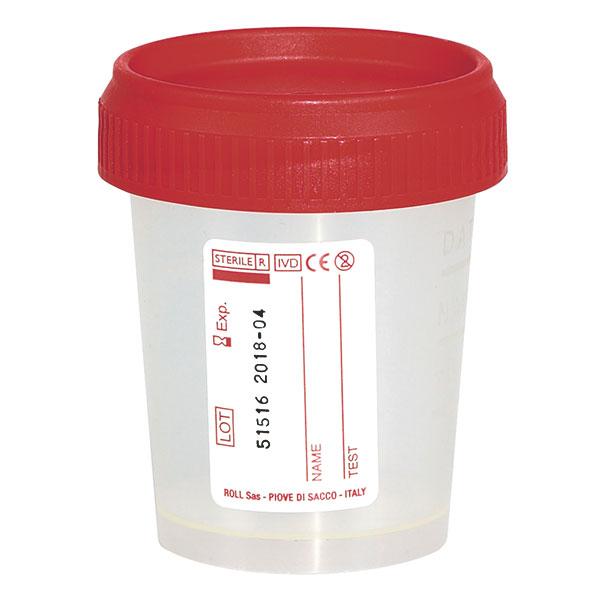 Urin Schraubgefäß