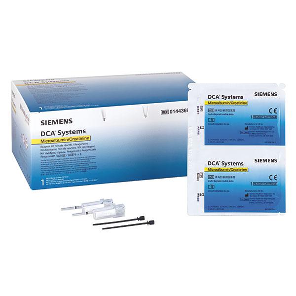 DCA System Mikroalbumin/Kreatinin Reagenz-Kit, 10 Tests