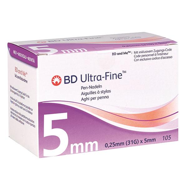 BD Ultra-Fine Pen-Nadel