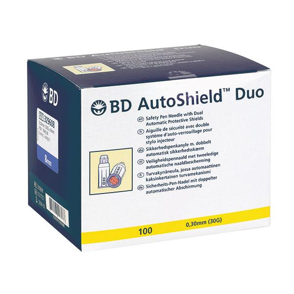 BD AutoShield Duo Sicherheits-Pen-Nadeln