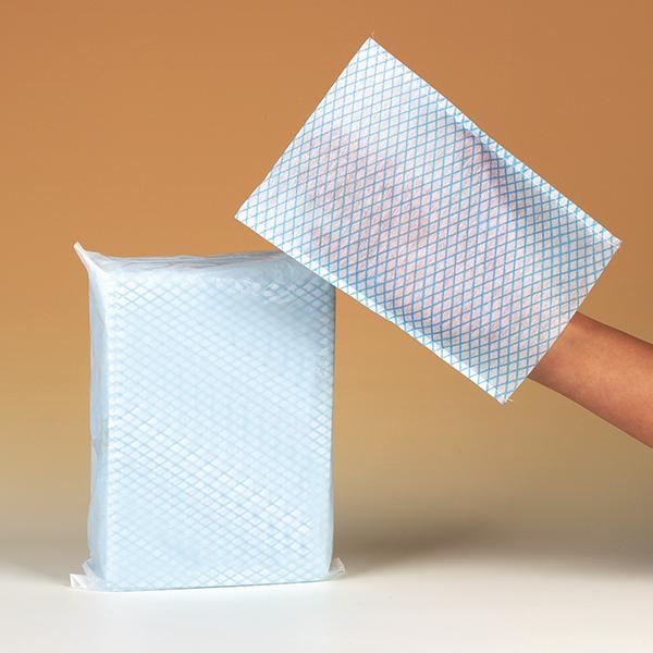 servocare Einweg Waschhandschuhe aus Faservlies