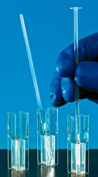 Labor Rührstäbchen