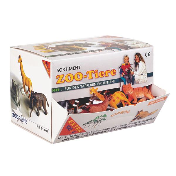 Sortiment Zootiere