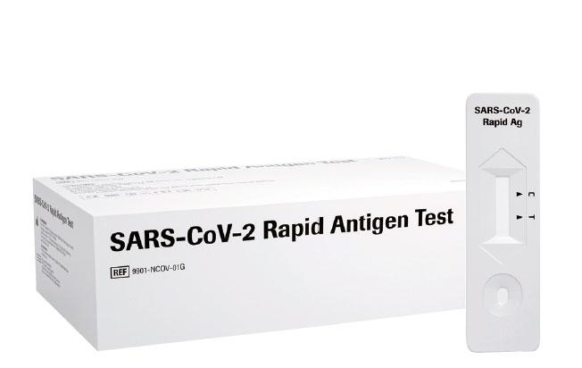 Roche SARS-CoV-2 Rapid Antigen Schnelltest, 25 Test, Covid 19, Coronatest, Corona Test