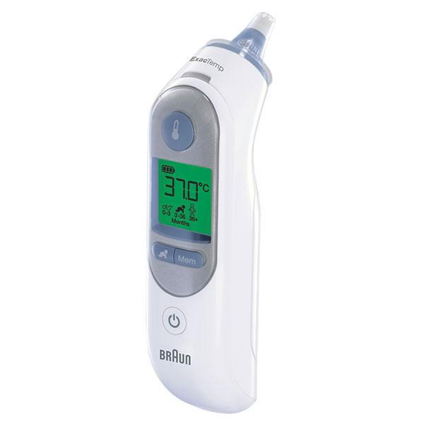 Braun Thermoscan 7 mit Age Precision™