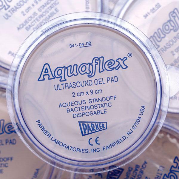Aquaflex Ultraschall Gel Pads, Parker