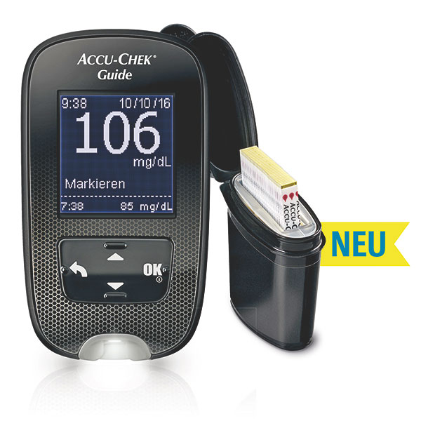 Accu-Chek Guide Teststreifen, 50  Tests