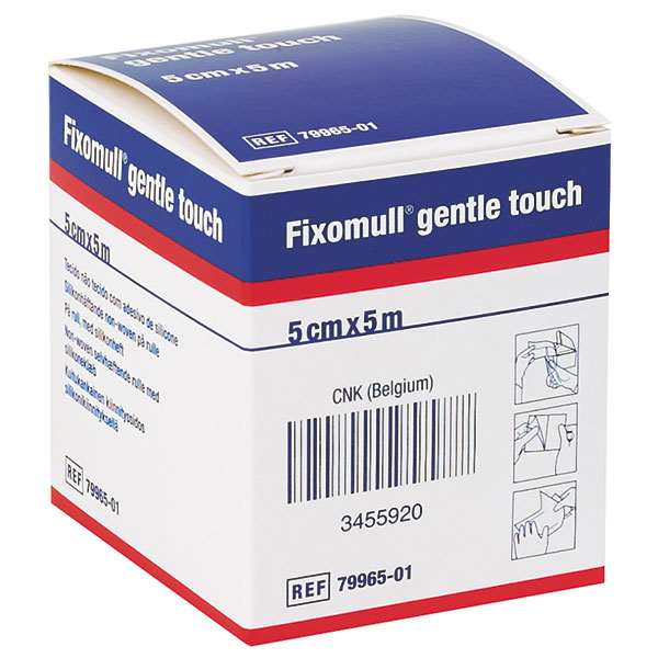 Fixomull gentle touch Klebemull BSN