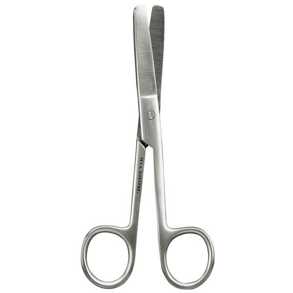Chirurgische Schere > Gerade, stumpf - stumpf