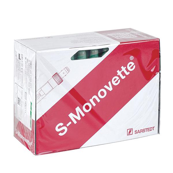 Blutentnahmesystem S-Monovette